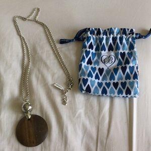 Brighton Ferrara Wood Necklace